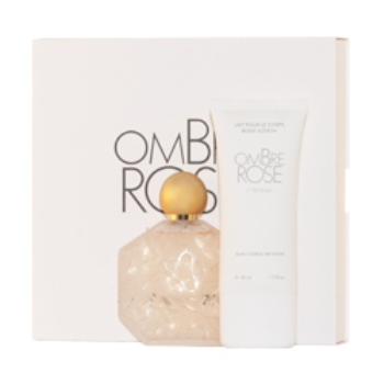 Ombre Rose, 2cs Giftset ( includes 75ml EDT & 75ml ody Lotion)
