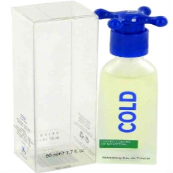 Cold by United Colours of Benetton 50ml EDT