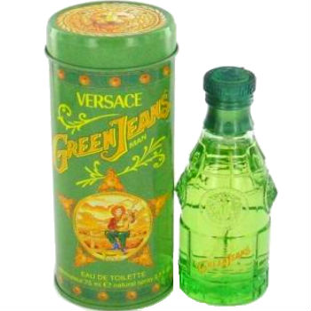 Green Jeans Man by Versace 75ml EDT