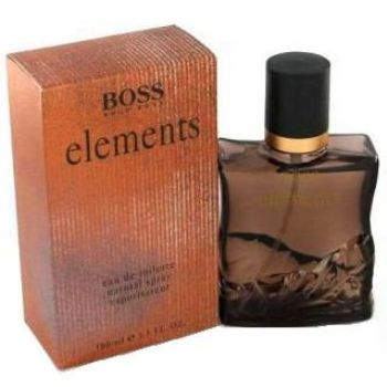 Boss Elements 50ml Aftershave