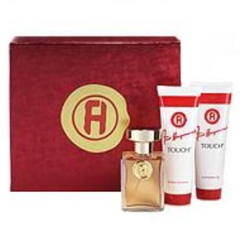Touch by Fred Hayman, 3pc Giftset (includes 50ml EDT & 90ml Body Lotion & 90ml Shower Gel)